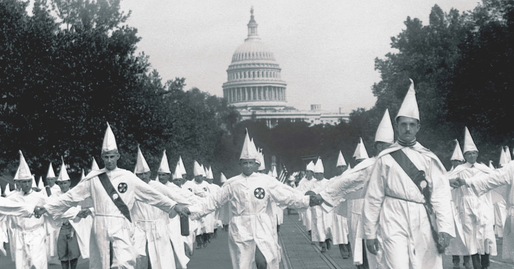kukluxklan-Washington D.C.
